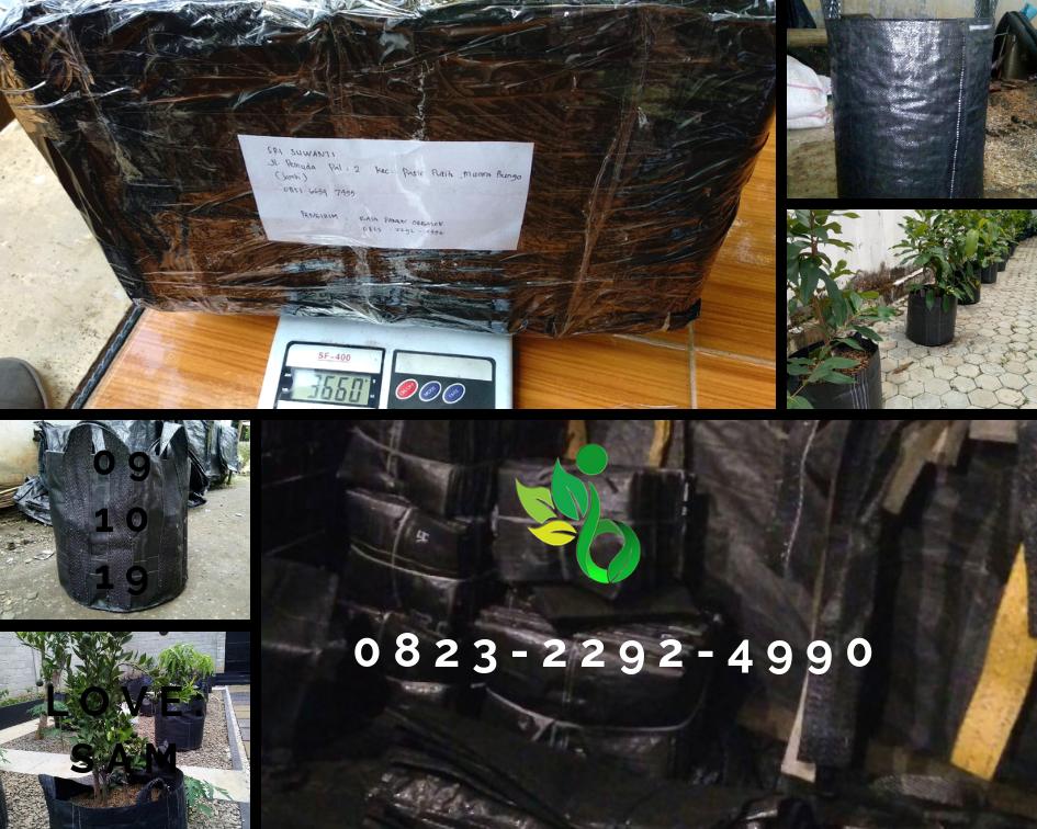 Agen kantong tanaman, Distributor Kantong Pot Tanaman Buah, Jual Kantong   Tanam Murah, Jual Produk Planter Bag Tanaman Buah Murah KANTONG TANAMAN BUAH